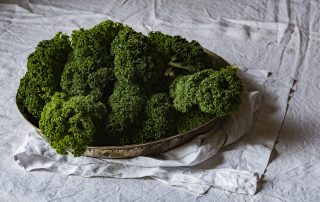 dark leafy greens bring a ton of nutrients to your diet
