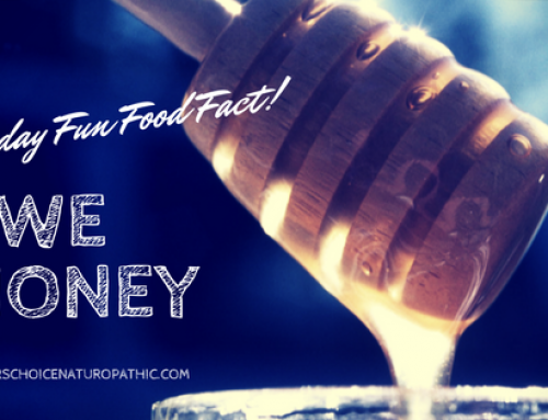 Friday Fun Food Fact: Honey