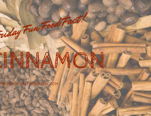 Friday Fun Food Fact: Cinnamon!